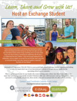 Host an Exchange Student! in Fort Lewis, Washington
