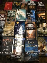 John Grisham books in Byron, Georgia