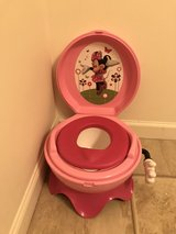 Minnie Mouse potty in Fort Drum, New York