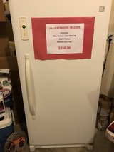 14cu ft Kenmore freezer in Conroe, Texas