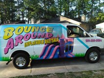 Bounce house rentals 910 320 5654 in Cherry Point, North Carolina