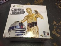 BRAND NEW XBOX 360 STAR WARS LIMITED EDITION BUNDLE FACTORY SEALED in Lawton, Oklahoma