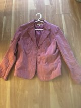 Suede mauve/pink jacket in Bolingbrook, Illinois