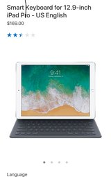 iPad Pro SmartKeyboard 12.9 in Camp Pendleton, California