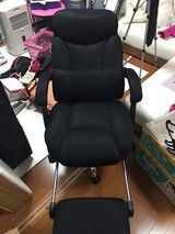 desk chair / you can take a nap in Okinawa, Japan