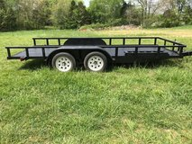 Trailer in Fort Campbell, Kentucky