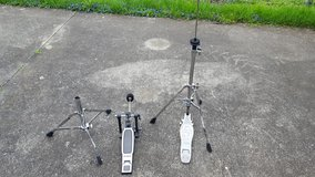 drum cymbal stand & kicker in Fort Knox, Kentucky