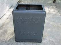 Vintage Coca Cola Ice Chest Cooler Shell Only in Camp Lejeune, North Carolina