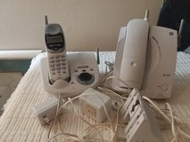 GE Phones w/answering machine and page in Kankakee, Illinois