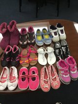 12 pairs of shoes size 9 in Hopkinsville, Kentucky