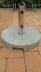 Granite umbrella stand like NEW! in Spangdahlem, Germany