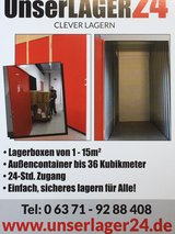 Self Storage   / Moving Service in Ramstein, Germany