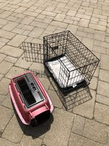 Pet cages, in Naperville, Illinois