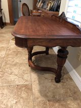 Antique Physician's Desk in Kingwood, Texas