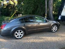 2006 Nissan maxima in Fairfield, California