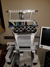 Brother PR-1000 Embroidery Machine in Fort Campbell, Kentucky