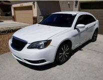 Clean title 2013 Chrysler 200 with 41k miles in El Paso, Texas