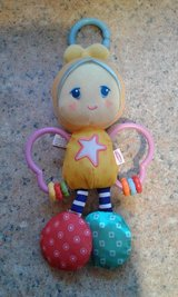 Butterfly baby buggy clip toy in Lakenheath, UK