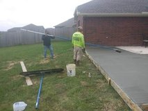 Concrete in Pearland, Texas