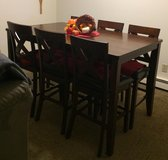 Dining Table w/6 Chairs in Fort Drum, New York