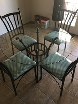 Dining table in Alamogordo, New Mexico