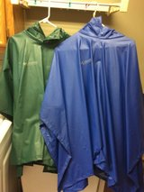 Columbia hooded ponchos in Bolingbrook, Illinois