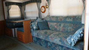 rent travel trailer for the night or weekend in Yucca Valley, California