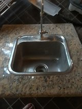 Granite top with sink in Kingwood, Texas