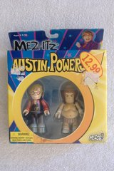 "Mez-itz ""AUSTIN POWERS"" Action Figures in 29 Palms, California"