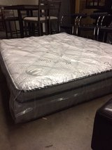 """BRAND NEW! QUALITY USA MADE """"ORGANIC"""" THICK QUEEN MATTRESS WITH WARRANTY! in Camp Pendleton, California"""