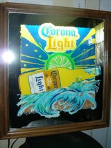 Lighted Beer Sign in Fort Campbell, Kentucky