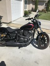 2015 Yamaha Bolt r-spec in Fairfield, California