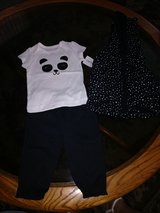 3 piece outfit..size 6 months in Coldspring, Texas