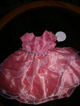 Dress with bloomers...size 12 months in Coldspring, Texas