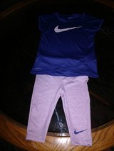 2 piece Nike pants and top...new size 2t in Coldspring, Texas