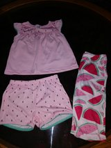 Cute 3 piece outfit...size 12 months..new in Coldspring, Texas