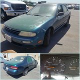 1997 Nissan altima in Fairfield, California