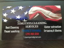 Timothy's Cleaning Services in Hopkinsville, Kentucky