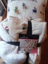 Brand New Cuddl Duds Blanket and Pillow in Oswego, Illinois