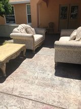 couches & coffee table in Fairfield, California