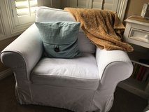 Great white arm chair in Camp Pendleton, California