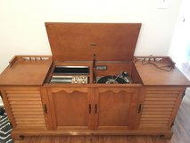 Zenith record player stereo cabinet in St. Charles, Illinois