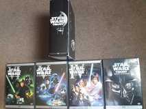 Star Wars Trilogy 4,5,6 Box Set in Fort Campbell, Kentucky