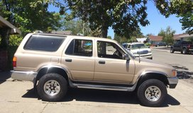 1995 Toyota 4Runner SR5 V6 Automatic 4x4 in Fairfield, California