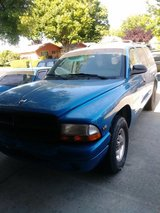 1999 DODGE DURANGO in Fairfield, California