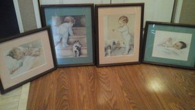 Vintage  Nursery/Baby  Framed Pictures in Glendale Heights, Illinois