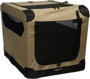"AmazonBasics Folding Soft Dog Crate, 26"" in Lockport, Illinois"