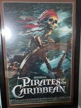Pirates of the Caribbean Artwork Home Theatre in Perry, Georgia
