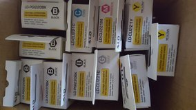 All Canon compatible ink cartridges CLI221 and PGI220 Entire box in Yorkville, Illinois