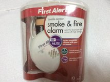 *FIRST ALERT SMOKE AND FIRE ALARM(NEW) in Okinawa, Japan